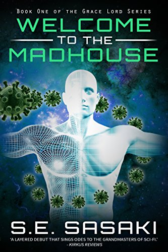 Book: Welcome To The Madhouse by S. E. Sasaki