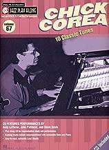 Chick Corea Volume 67 Bk/CD (Jazz Play-along Series)