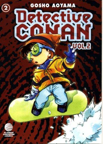 Detective Conan II nº 02: 28 (Manga Shonen)
