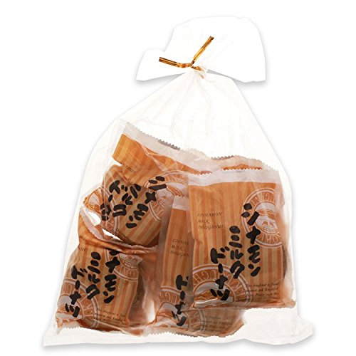 飛騨牛乳 シナモンミルクドーナツ(個別包装5個入)/焼き菓子 洋菓子//