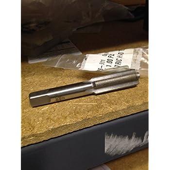 MICHIGAN DRILL HS Metric Hand TAP-Taper 773M 12X1.75T