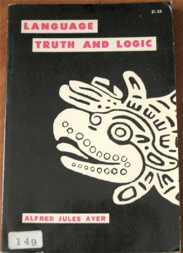 Language, Truth and Logic