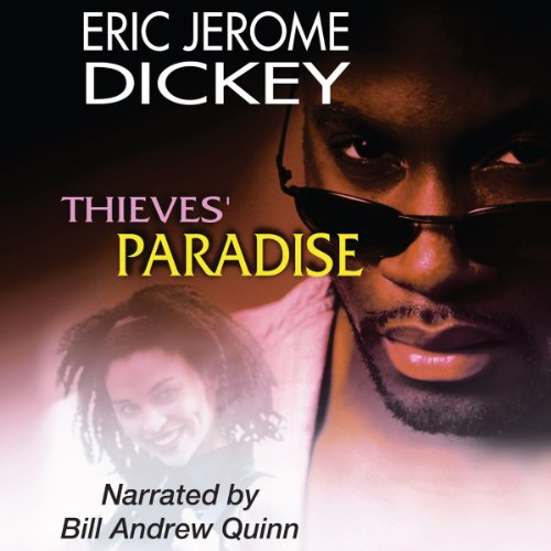 Thieves' Paradise audiobook cover art