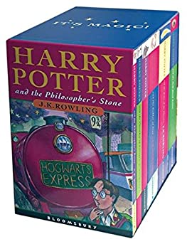 Paperback Harry Potter 1-6. Childrens Edition Book
