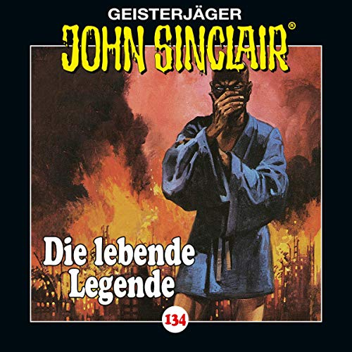 Die lebende Legende cover art