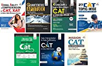 Study Package for CAT, XAT & other MBA Entrance Exams with 10 Mock Tests 4th Edition