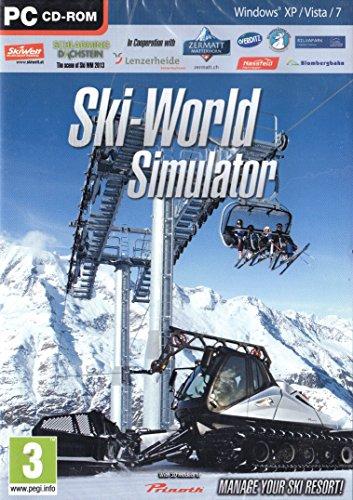 PC - Ski-World Simulator