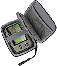 co2crea Hard Travel Case for Stealth Cam SD Card Reader Viewer 4.3
