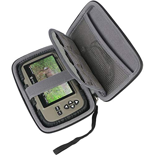 co2crea Hard Travel Case for Stealth Cam SD Card Reader Viewer 4.3'...