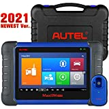 Autel IM508 2021 Professional Key FOB Programming Tool with XP200 Programmer, Car Diagnostic Scan Tool with All System Diagnostics, ABS Bleed/ Oil Reset/ EPB/ DPF/ SAS/ BMS for Workshops/ DIYERS