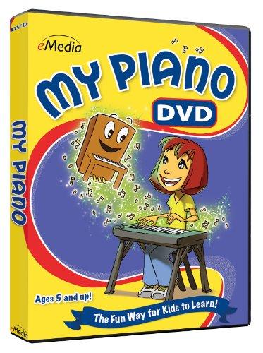 eMedia My Piano DVD - video