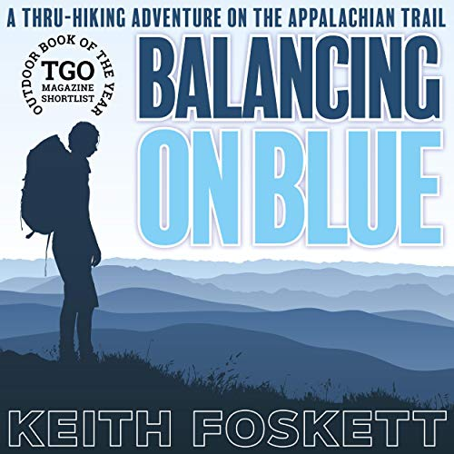Balancing on Blue Audiobook By Keith Foskett cover art