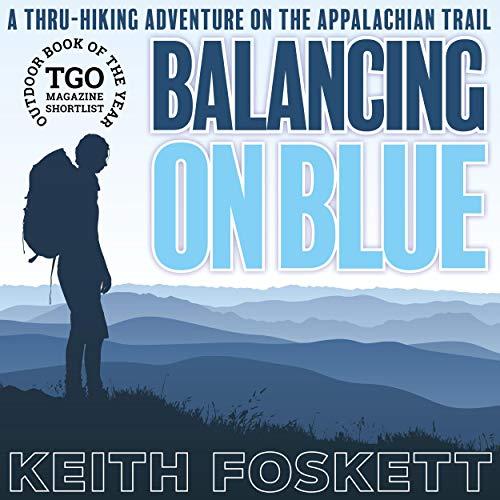 Balancing on Blue Titelbild