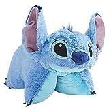 Pillow Pets Stitch Plush Toy - Disney Lilo and Stitch Stuffed Animal, Blue
