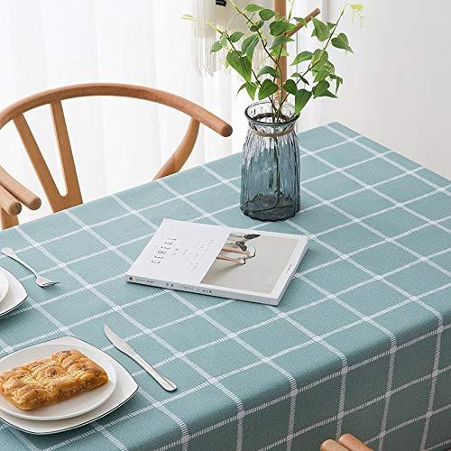 XXDD Mantel pequeño Fresco Impermeable y Lavable a Prueba de Aceite para Banquete Mantel de decoración de Cocina A5 140x200cm