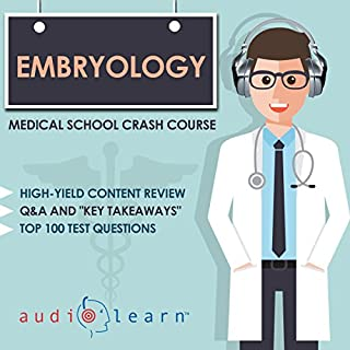 Embryology - Medical School Crash Course Titelbild