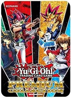 Yu-Gi-Oh! 2012 Premium Collection Tin (14 Foil Cards!)