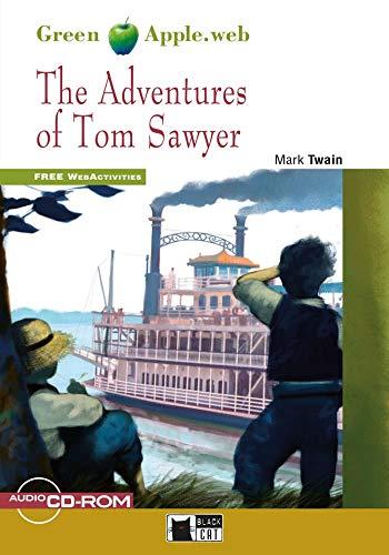 The Adventures of Tom Sawyer. Buch + CD-ROM: Englische