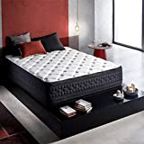 Its King Size Spring Mattress Smoothable fabric material used