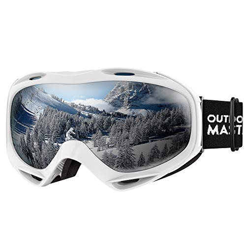 OutdoorMaster OTG Ski Goggles - Starting from $19.09 + FS (Amazon)