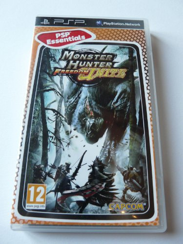 Monster Hunter: Freedom Unite - Collection Essentials [Importación Francesa]