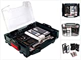 Bosch I-Boxx Active Rack Professional, 68 pièces - Ensemble d'accessoires et...