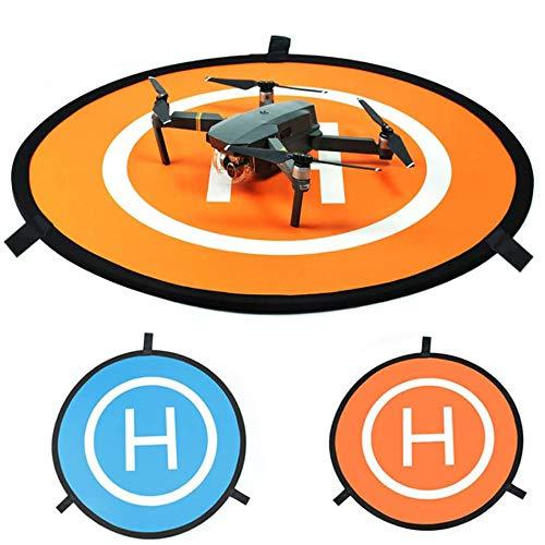 WHY Landing Pad Landeplatz Universal Foldable Drone für DJI Mavic Mini/Mavic 2 Pro /Zoom/Mavic Pro/Mavic Air 2/Spark/FIMI X8SE (75CM)