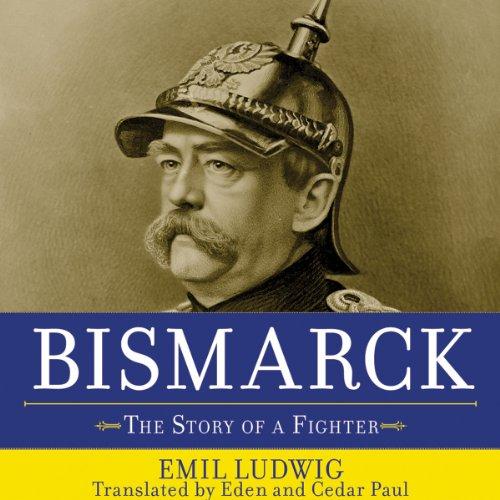 Bismarck audiobook cover art
