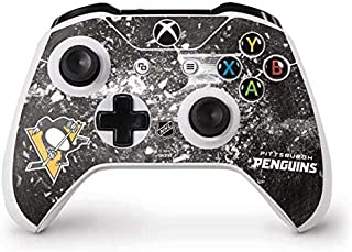 Skinit Pittsburgh Penguins Frozen Xbox One S Controller Skin - Officially  Licensed NHL Gaming Decal - 78f3285ff