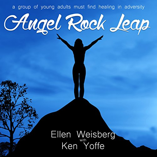 Angel Rock Leap audiobook cover art
