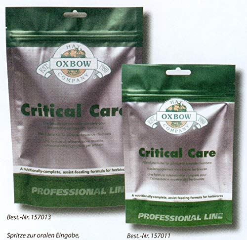 Oxbow Critical Care 141 g