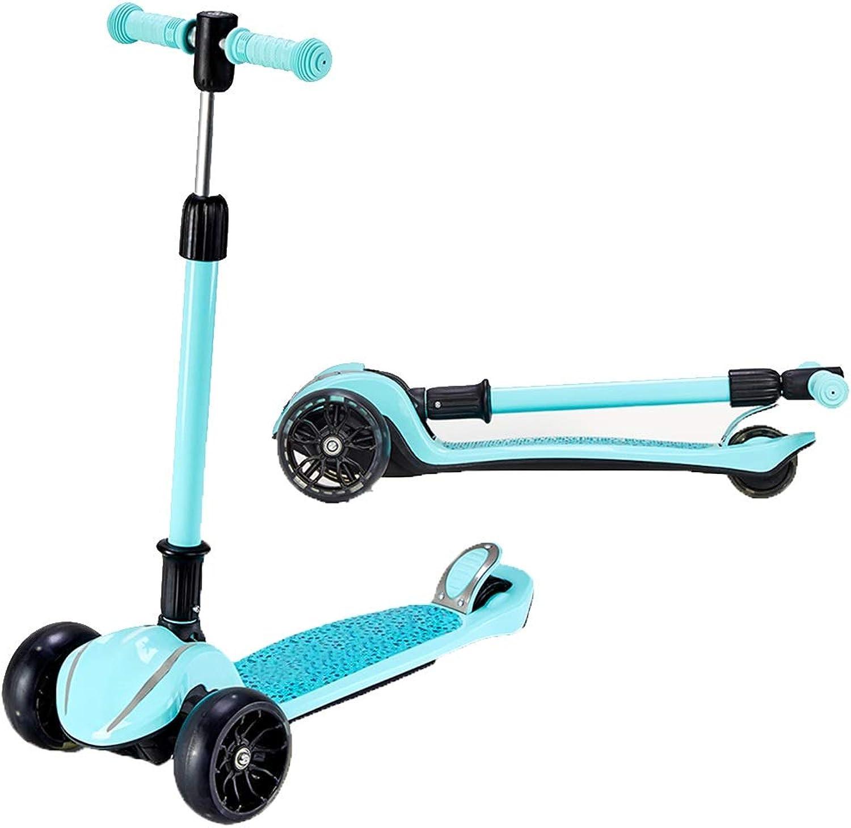 ofrecemos varias marcas famosas YUMEIGE Patinetes Scooters Scooters Scooters Kick Scooters de Acero al Cochebono para 1-5 años de Edad, Regalo de cumpleaños para Niños Disponible  caliente