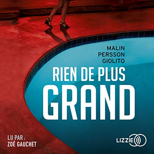 Rien de plus grand audiobook cover art