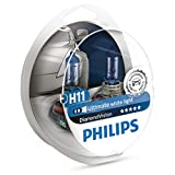 Philips Diamond vision H11 Ampoules de phare avant (pack 2 pcs)