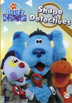 Blue s Clues - Blue s Room - Shape Detectives
