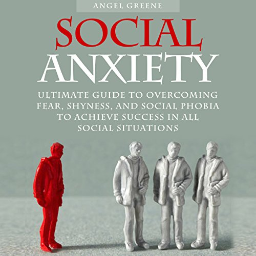 Social Anxiety cover art