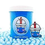 Blue Raspberry ICEE Handmade Scented Slime-Hoshimi Slimes