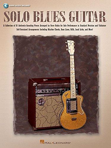 Solo Blues Guitar