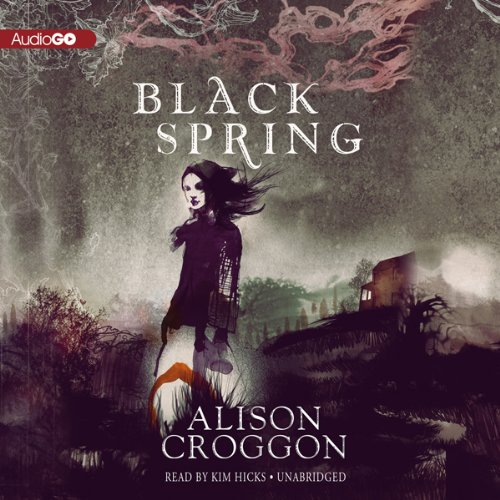 Black Spring audiobook cover art