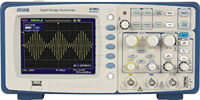 B&K Precision Digital Storage Oscilloscope