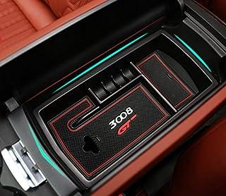für 3008 2017 2018 2019 Access Active Allure GT Interieur mittelkonsole Armlehne Kiste 1 Stück Kunststoff