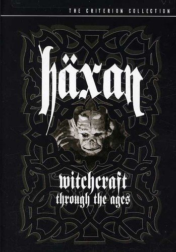 Witchcraft Through the Ages (Häxan) - Criterion Collection [Import USA Zone 1]