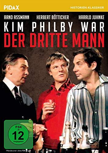 Kim Philby war der dritte Mann / Spannende Spionagestory mit Starbesetzung (Pidax Film-Klassiker)