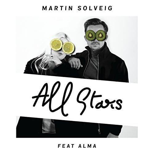 Martin Solveig feat. Alma