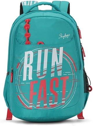 Skybags Figo 01 32 Ltrs Sea Green Casual Backpack (FIGO 01)