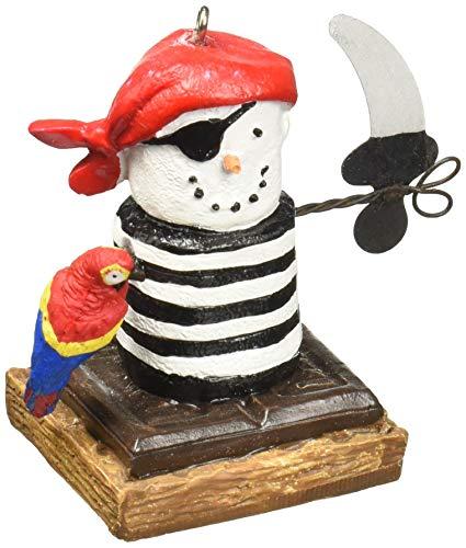 S'more Pirate Ornament