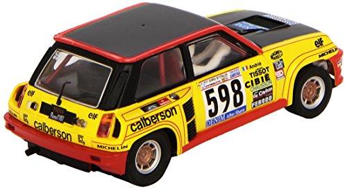 Scalextric Original - Renault 5 Turbo, vehículo (Fabrica de Juguetes A10198S300)