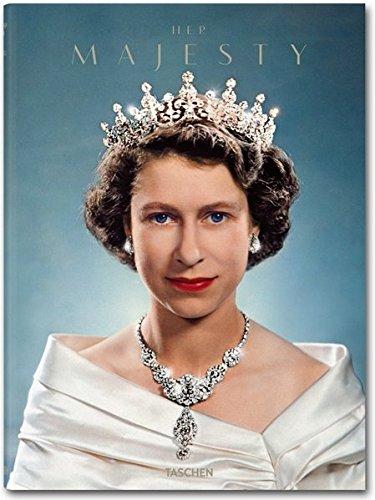 Her Majesty, Queen Elizabeth II. Ediz. inglese, francese e tedesca: HER MAJESTY-TRILINGUE