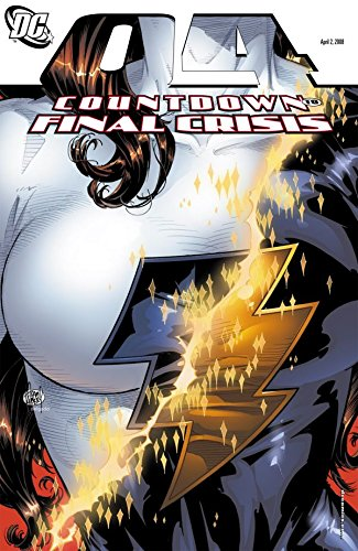 Countdown to Final Crisis #4 (English Edition)