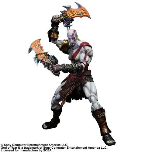 Figurine 'God of War' Play Arts Kai - Kartos